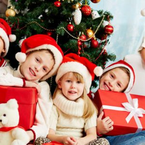 Office Santa: Celebrating Christmas at Work